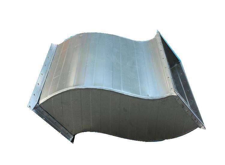 角铁镀锌板风管